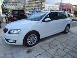 SKODA OCTAVIA 1.6 TDI S.WAGON NEW MODEL (10/2013)