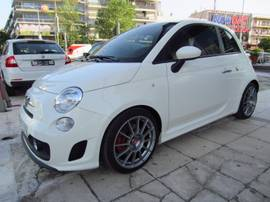 FIAT 500 ABARTH ESSEESSE 160PS (3/2010)