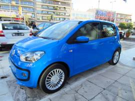 VW UP HIGH NAVI AUTOMATIC MAPS+MORE (3/2014)
