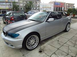 BMW 318 CI CABRIO FACE LIFT (8/2004)